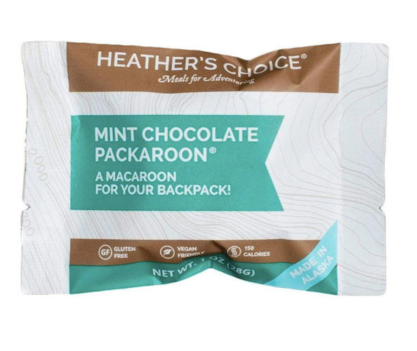 Mint Chocolate Packaroons by Heather's Choice