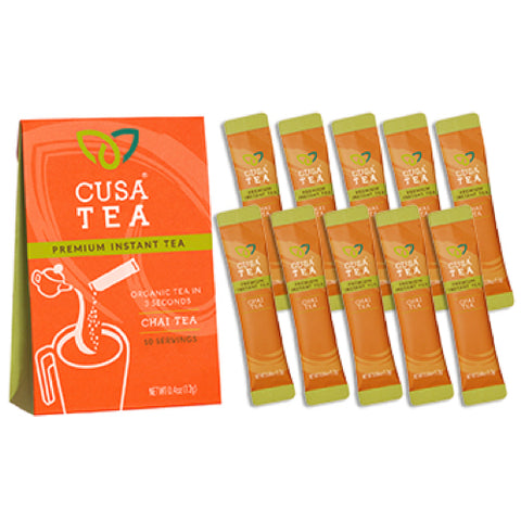 Spicy Chai Instant Tea by Cusa Tea