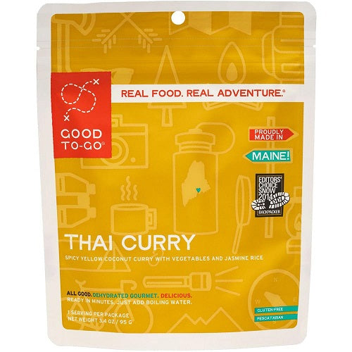 Thai Curry by Good To-Go