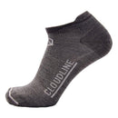 No-Show Running Sock Ultralight Cushion - by Cloudline Apparel