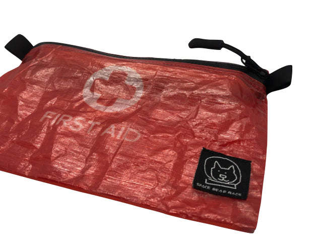 First Aid Pouch by Space Bear Bags