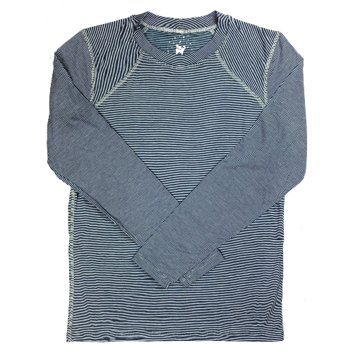 Men's Castaway Long Sleeve by Borealis Wool Co.