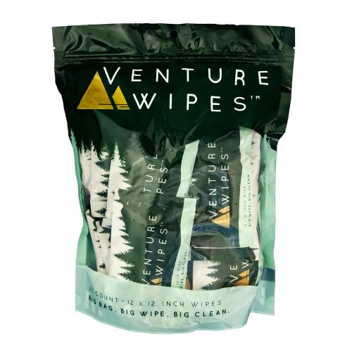 Venture Wipes Body Wipes Outdoor Hygiene Portable Shower