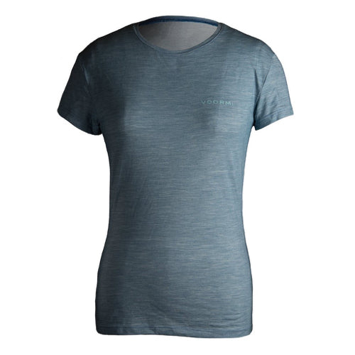 Women's Short Sleve Merino Tech Tee by Voormi
