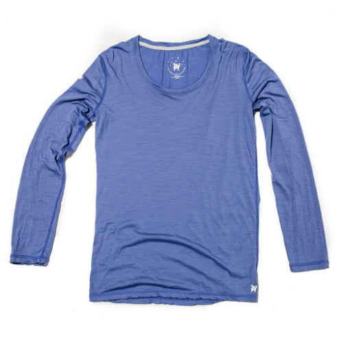 Women's Wayfarer Long Sleeve by Borealis Wool Co.