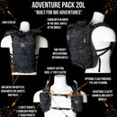 Adventure Pack by Orange Mud