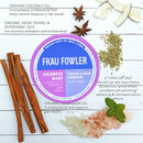Tooth Powder Paste by Frau Fowler