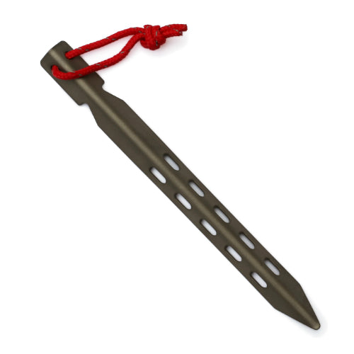 Titanium Ascent Tent Stake by Vargo Outdoors
