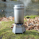 Titanium BOT - Bottle Bot by Vargo Outdoors