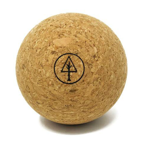 Eco CORKscious Massage Ball by Rawlogy