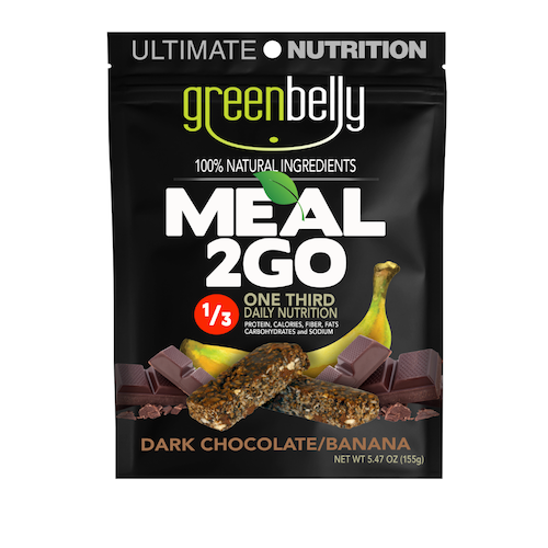 Green Belly Backpacking Meals Non-Cook Stoveless