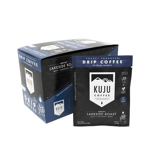 Lakeside Roast Decaf by Kuju Coffee