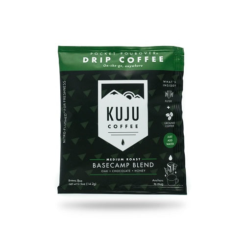 Basecamp Blend Medium Roast by Kuju Coffee