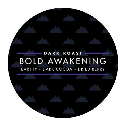 Bold Awakening Dark Roast by Kuju Coffee