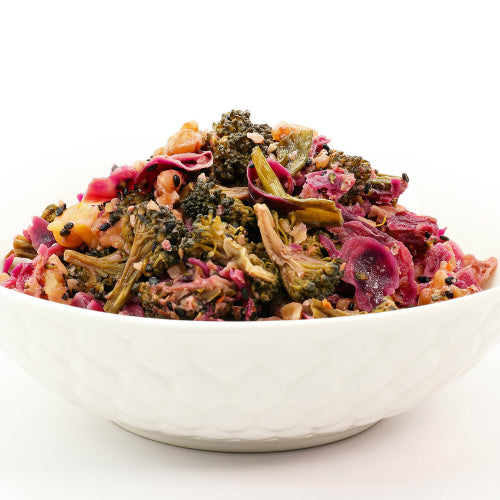 Miso Hungry Broccoli Slaw by Food for the Sole