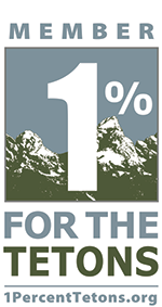 One Percent for the Tetons