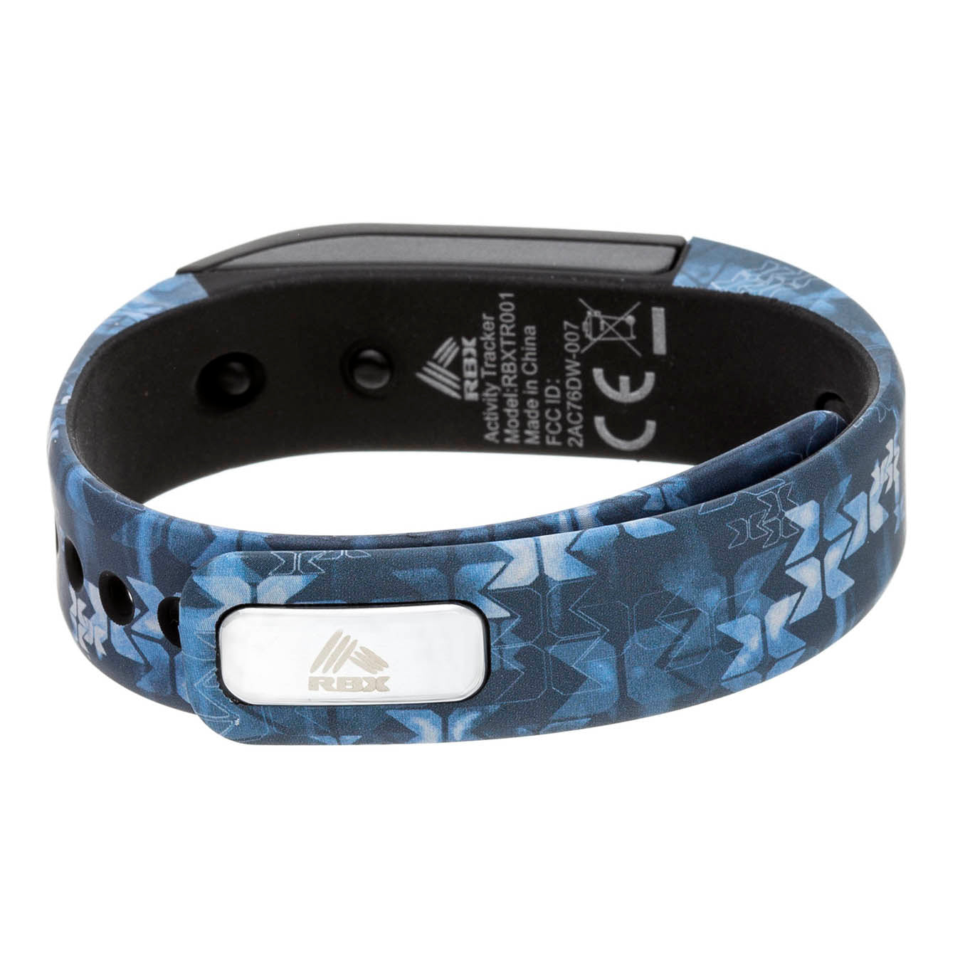 RBX Printed Activity Fitness Tracker with Caller ID and Notification