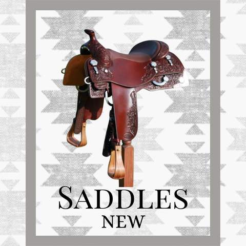 Saddles - New
