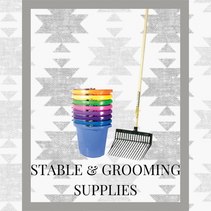 Stable & Grooming Supplies