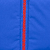 medium blue / red