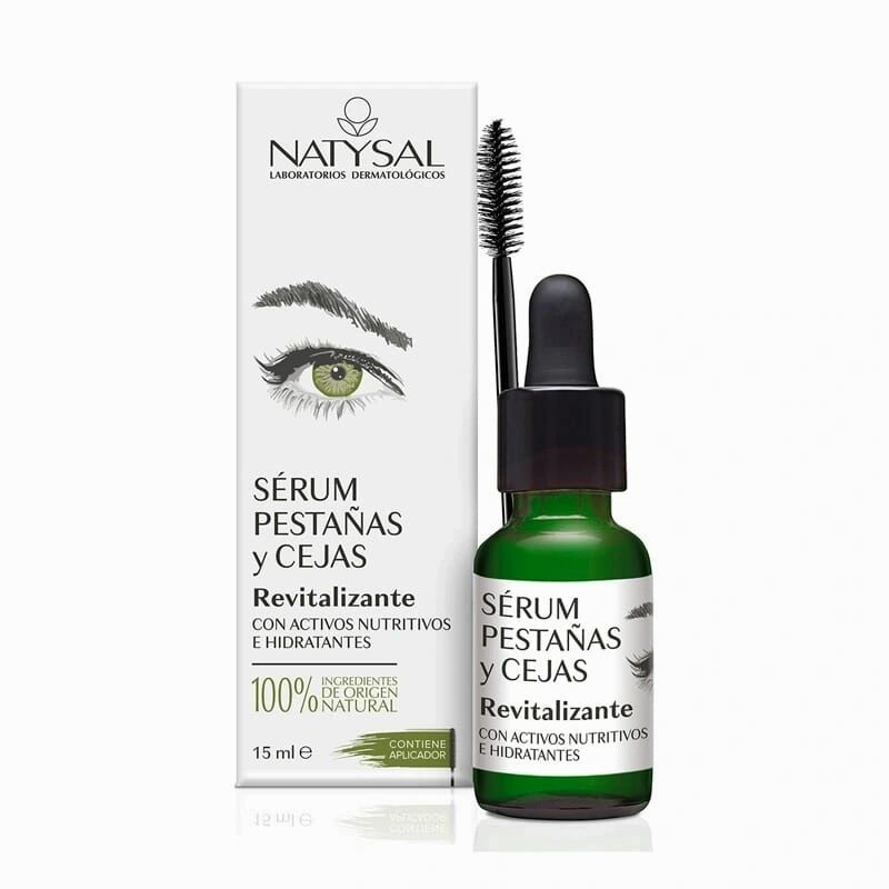 Sérum Pestañas y Cejas Revitalizante 15 ml - Natysal