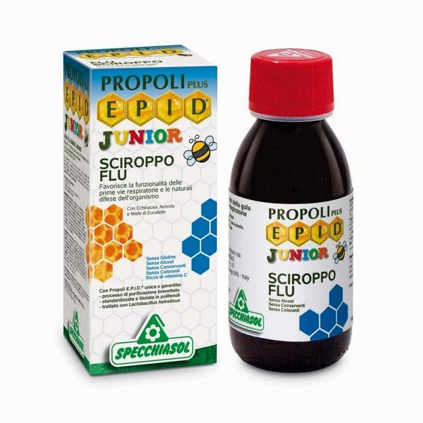 EPID JUNIOR FLU jarabe 100 ml.
