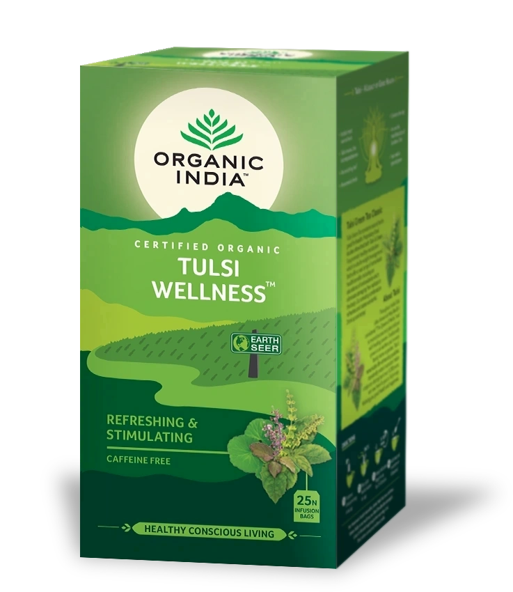 Tulsi Wellness 25 bolsitas - Organic India
