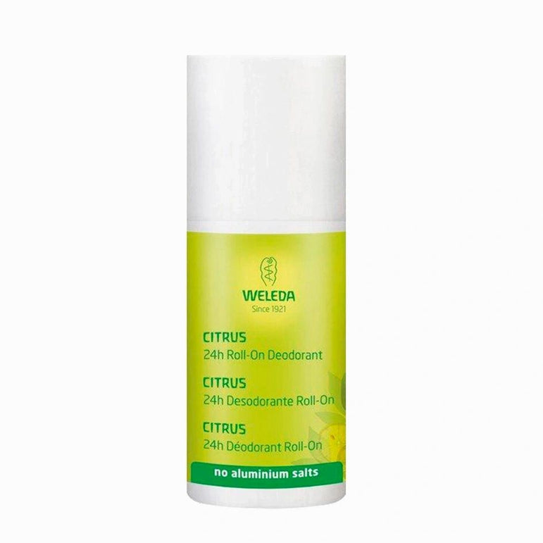 DESODORANTE CITRUS ROLL-ON 24H - WELEDA