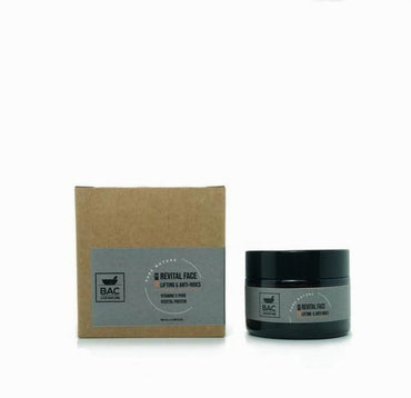 REVITAL FACE CREAM GEO.MEN ANTIAGING Vitamin C 50 ml - BAC LIVE NATURE