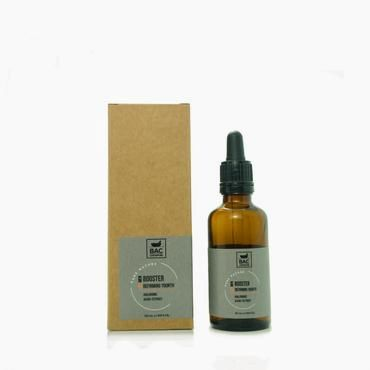 Serum Reafirmante hombre Ácido HYALURONICO e algas 50 ml - BAC LIVE NATURE