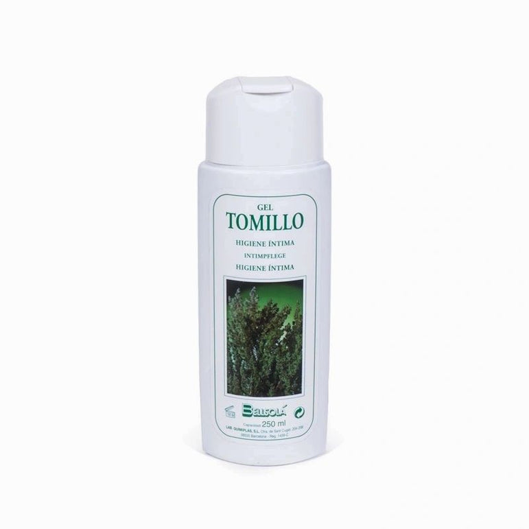 GEL ÍNTIMO TOMILLO 250ML - BELLSOLA