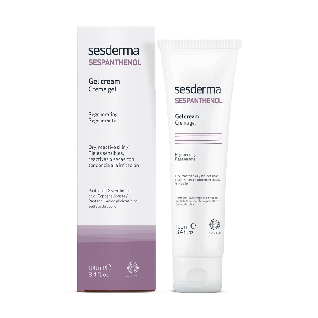 SESPANTHENOL Crema gel 100ml - SESDERMA