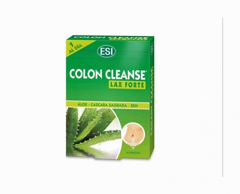 COLON CLEANSE LAX FORTE 30 COMPRIMIDOS - TREPAT-DIET