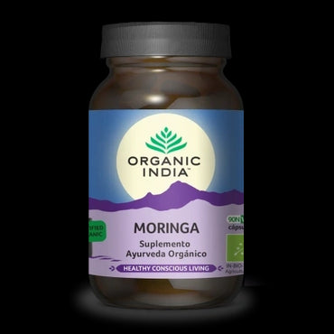 Moringa 90caps - Organic India