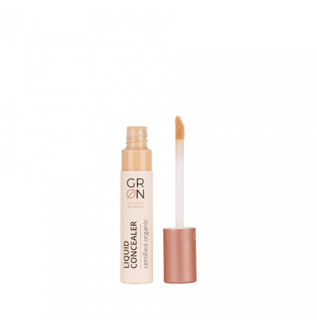 Corrector Liquido light wheat Vegano - GRN