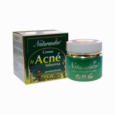 Crema Facial Acne 50ml Naturandor