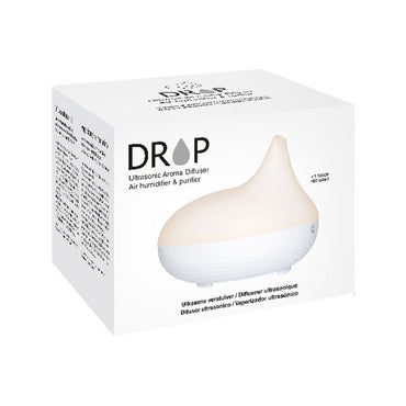 DIFUSOR ULTRASONICO DROP C blanco - Physalis