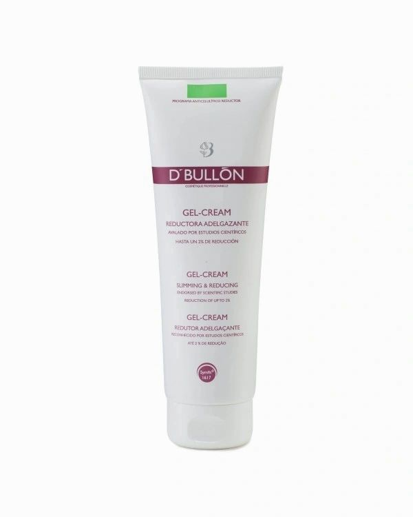 Gel-Cream Reductora Adelgazante - 250 Ml. Bullon