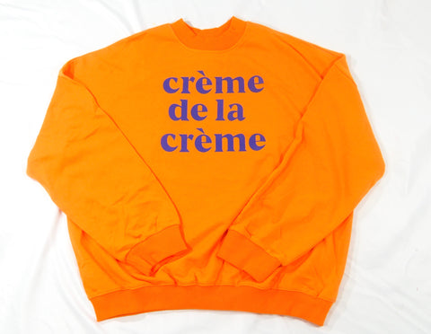 Cream of the Crop Sweatshirt
