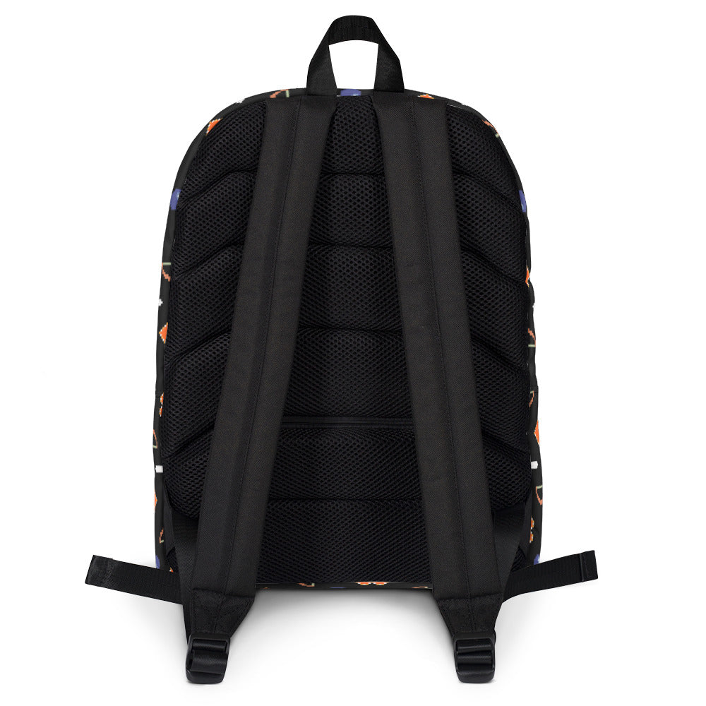 8-bit Legend Backpack