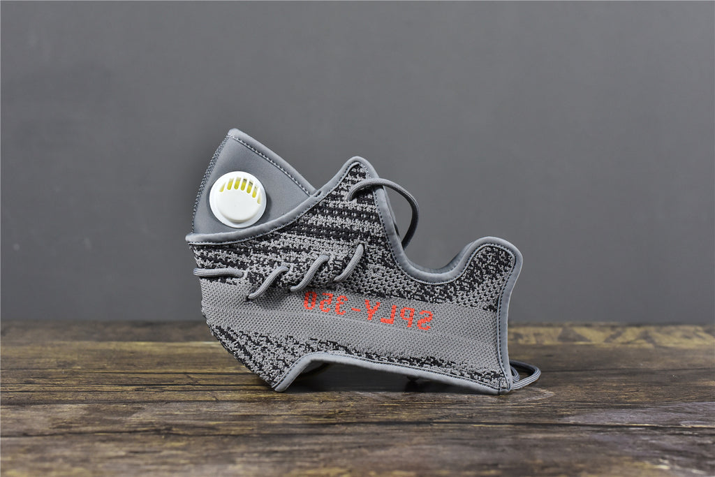 Adidas Boost 350 V2 Beluga 2.0 - Face Mask