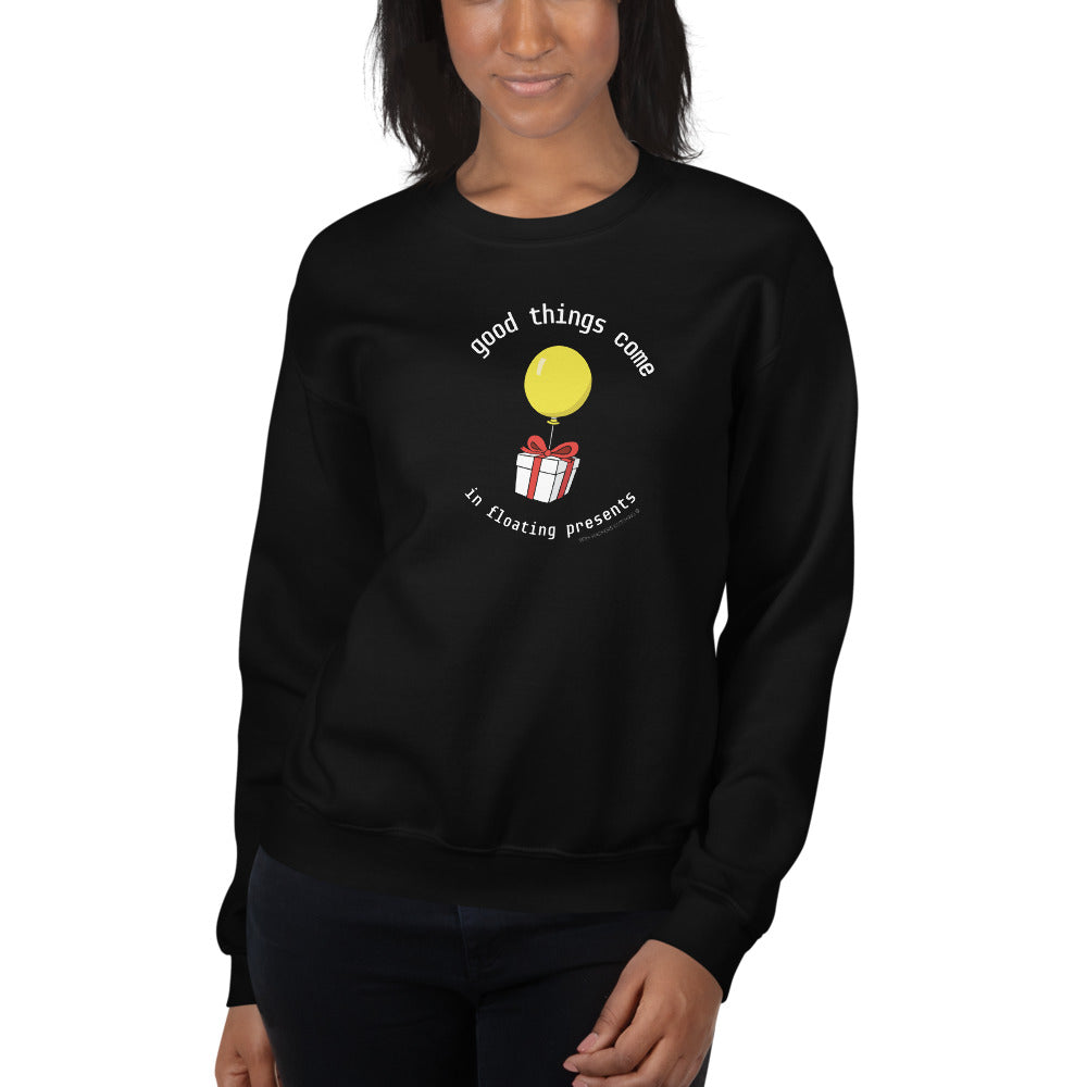Animal Crossing - Good Things Unisex Sweatshirts