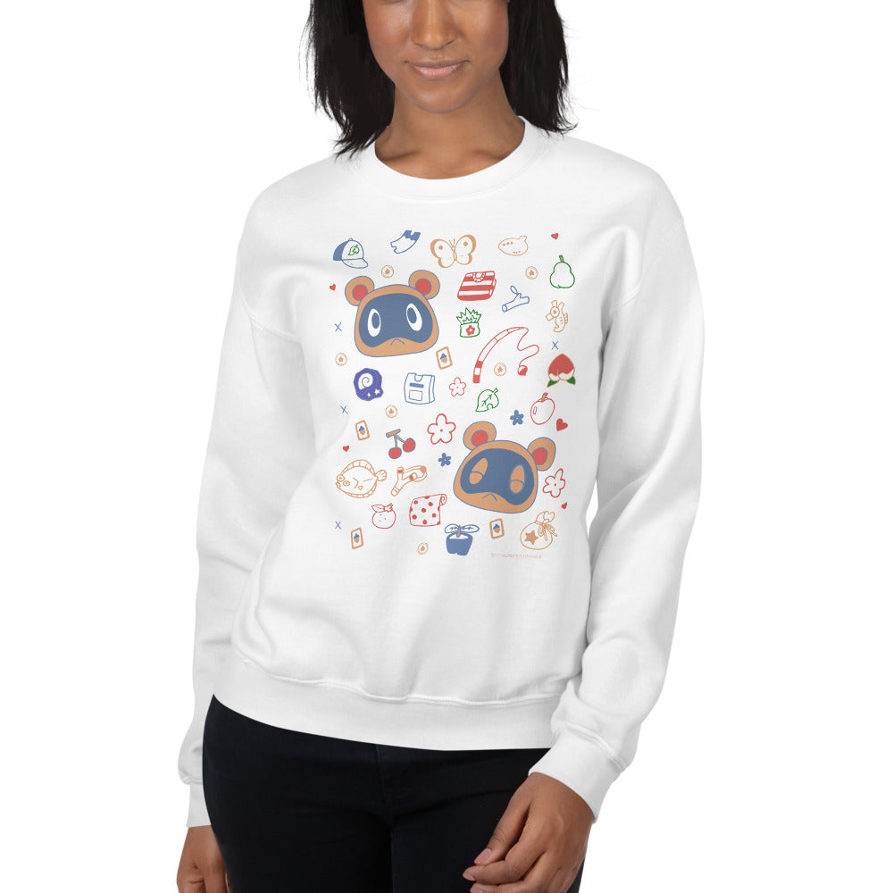 Animal Crossing - Buy and Sell Unisex Sweatshirts
