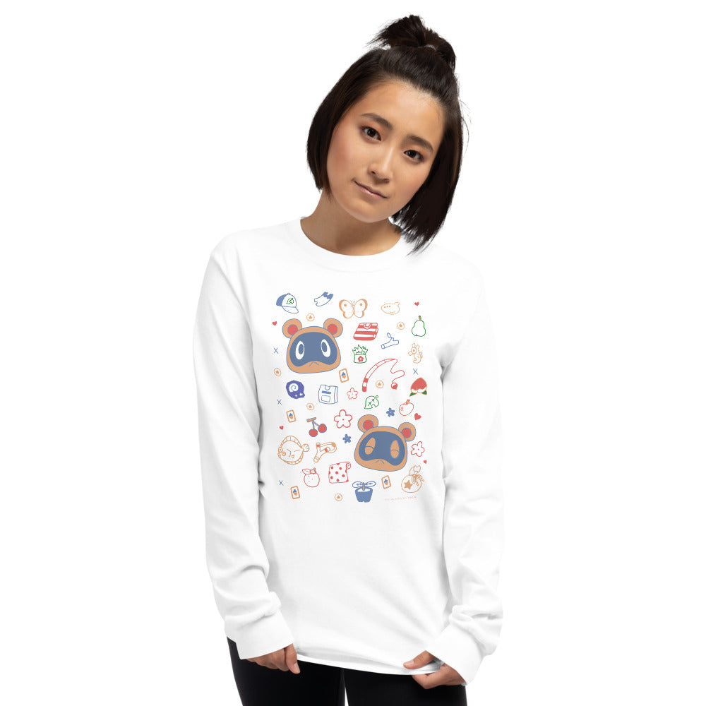 Animal Crossing - Buy and Sell Men's Long Sleeve