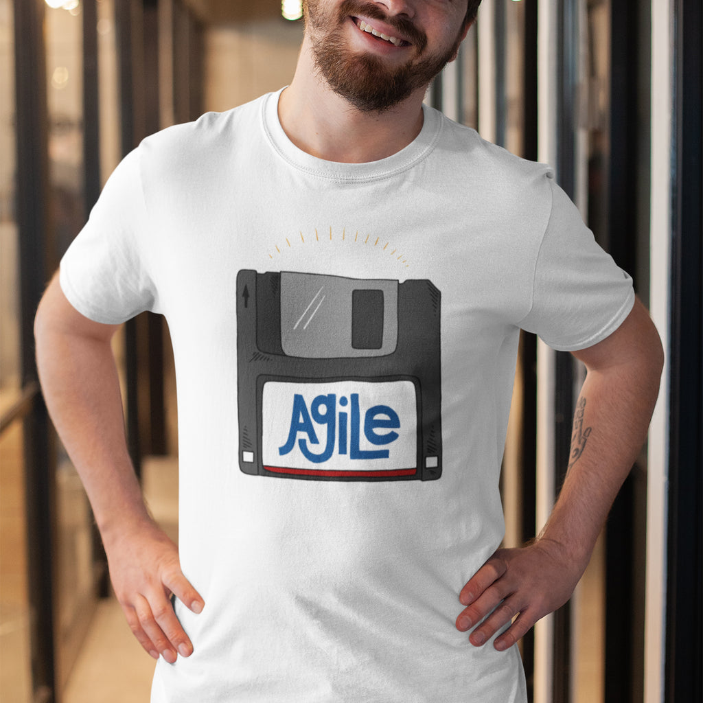 Agile Unisex T-Shirt by Sexy Hackers