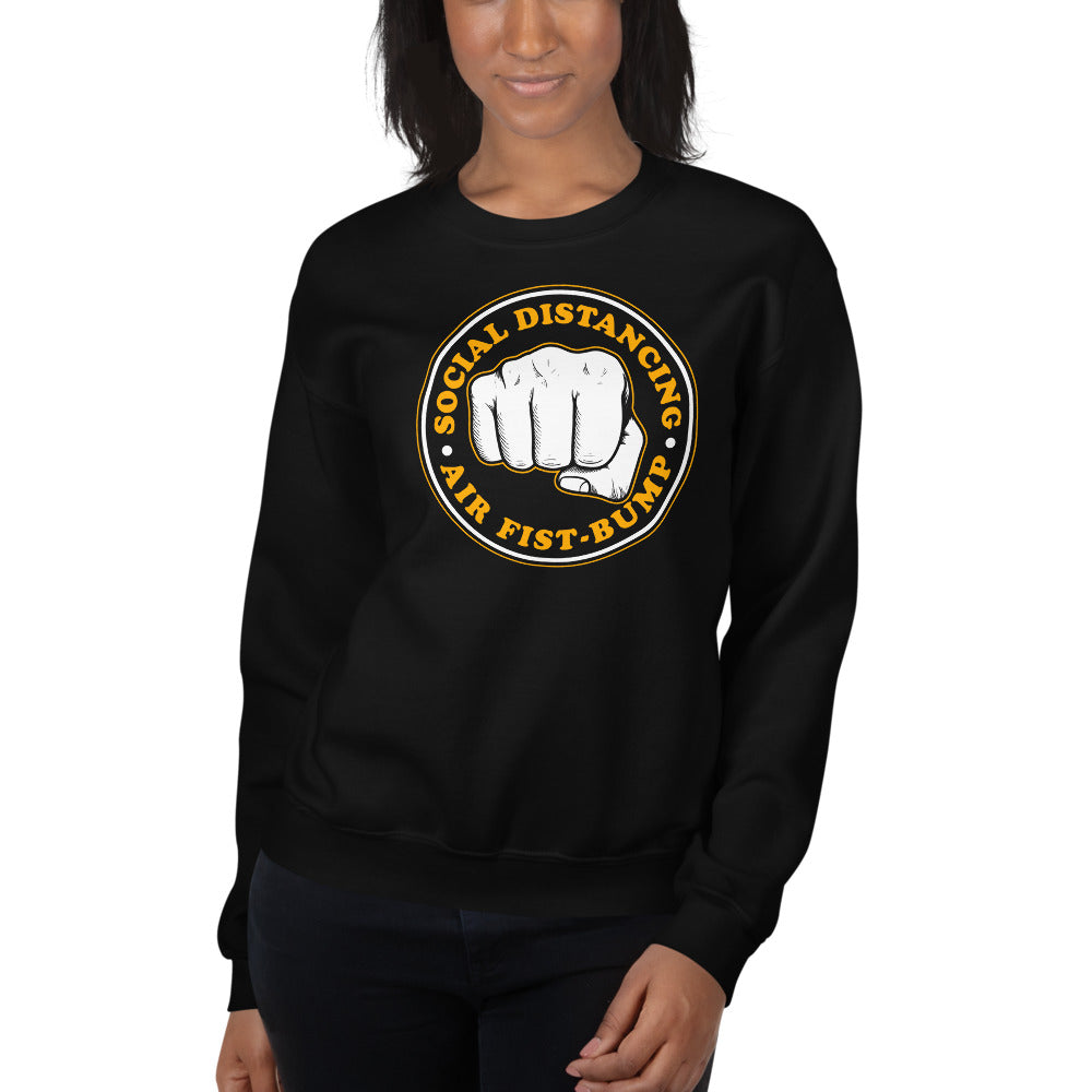 Air Fist Bump Unisex Sweatshirts