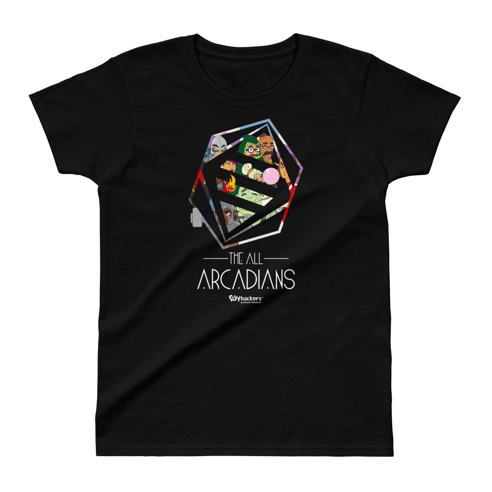 All-Arcadian Ladies Ultra Cotton T-shirt