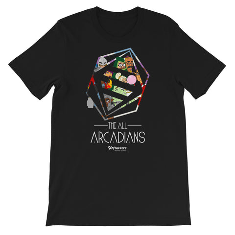 All-Arcadian Unisex T-shirt