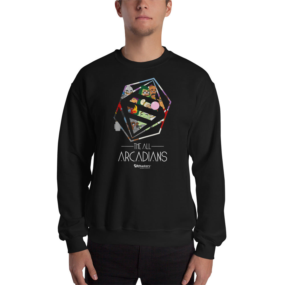 All-Arcadian Unisex Sweatshirts