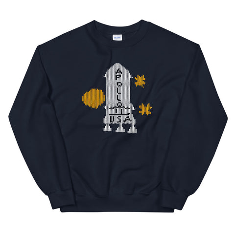Apollo Knit Unisex Sweatshirts